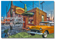 Burger Bar in Cleburne, Texas