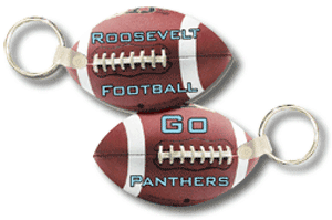 Football Key Tags